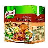Knorr Salsa Para Cocinar Líquida De Pimienta 300Ml (Pack De 12 X 300Ml. Total: 3,6 Litros)