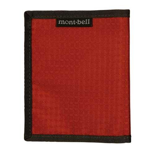 モンベル(mont‐bell) スリムワレット テラカッタ TERA