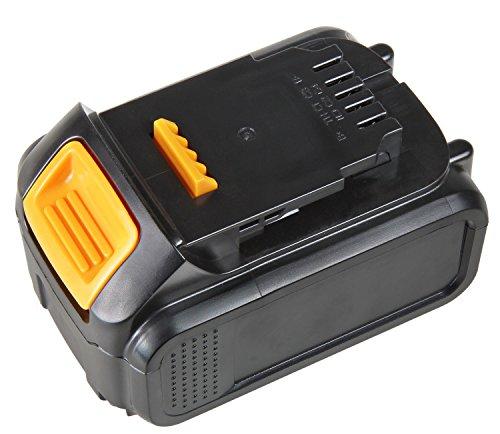 Mitsuru® 3000mAh Li-Ion 18V batterij voor Dewalt DCB182 XR serie vervangt Dewalt DCB182 XR serie