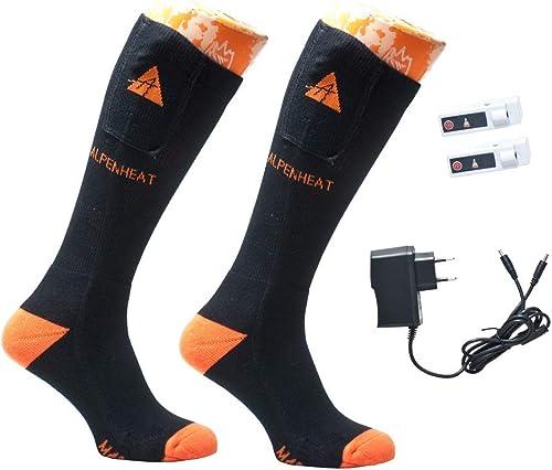 Alpenheat Fire Heated Socks Cotton Mixte