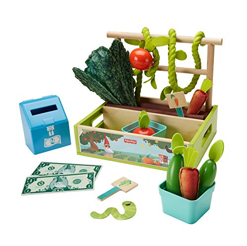 Fisher-Price Farm-to-Market Stand Garden Box