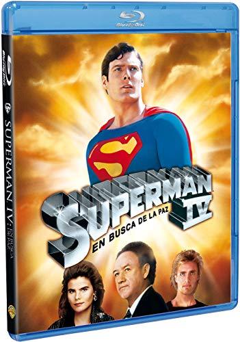 Superman Iv [Dvd] [Blu-Ray] (2013) Christopher Reeve; Gene Hackman; Margot Ki