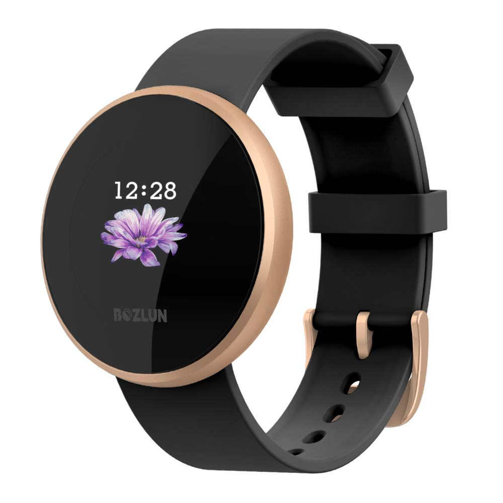 BOZLUN Android Waterproof Smartwatch Activity