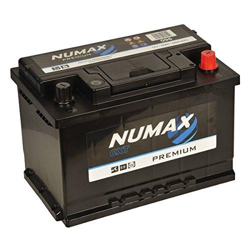 Numax Batterie Voitures Premium 096 L3 12V 70AH 640 AMPS (EN)