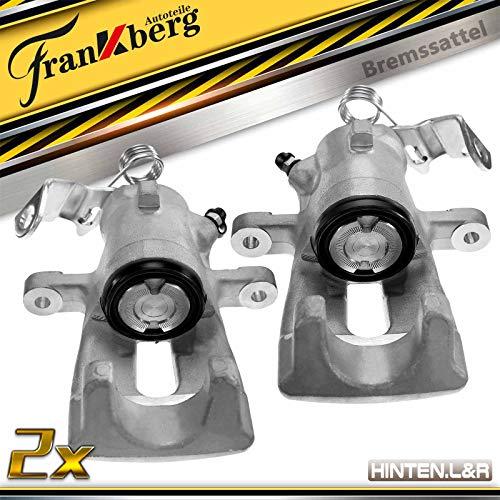 2x Bremssattel Bremszange Hinten Links + Rechts für Astra G H Zafira A Combo Meriva 542096