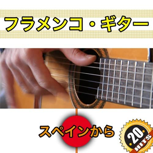 Various Flamenco guitarist
