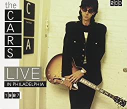 Live in Philadelphia 1987 by Cars