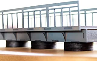 15センチフィギュア用 ディスプレイ・撮影模型