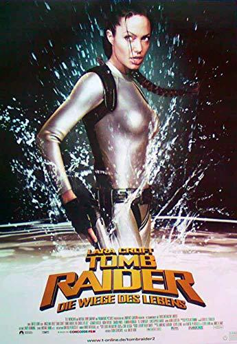 Tomb Raider Die Wiege des Lebens - Filmposter 37x53cm gerollt