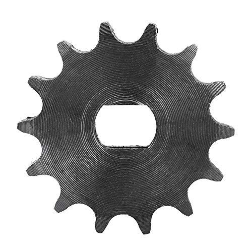 minifinker Engranaje de piñón de Cadena, fácil de Instalar y confiable de Usar Engranaje de Material metálico para reparación y reemplazo del Engranaje de Potencia de la Bicicleta