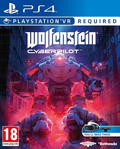 Wolfenstein Cyberpilot - PSVR (PS4)