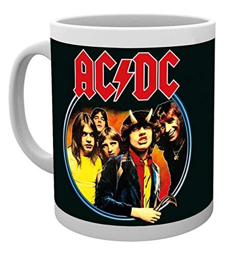 GB Eye, AC/DC, Band, Taza