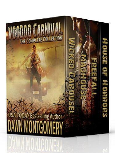 Voodoo Carnival Complete Collection: A Modern Tale of Gothic Romance (English Edition)