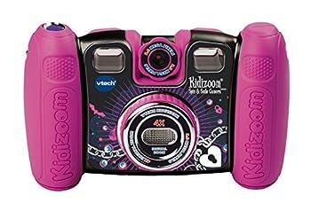 VTech Kidizoom Spin and Smile Camera Violet Pink