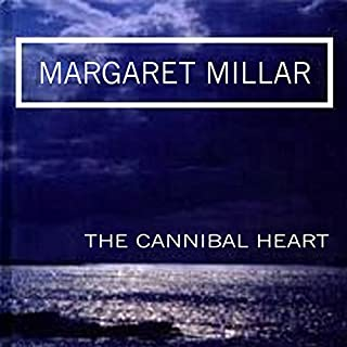 The Cannibal Heart audiobook cover art