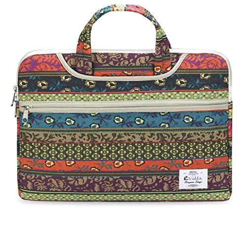 e-Vitta Bohemian borsa per notebook 39,6 cm (15.6') Custodia a tasca Multi
