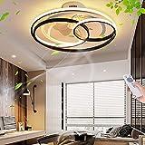Deckenventilator Mit Beleuchtung LED Fan Deckenleuchte...