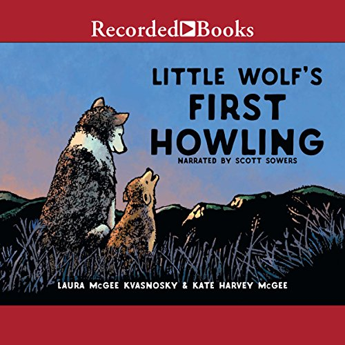 Little Wolf's First Howling audiobook cover art