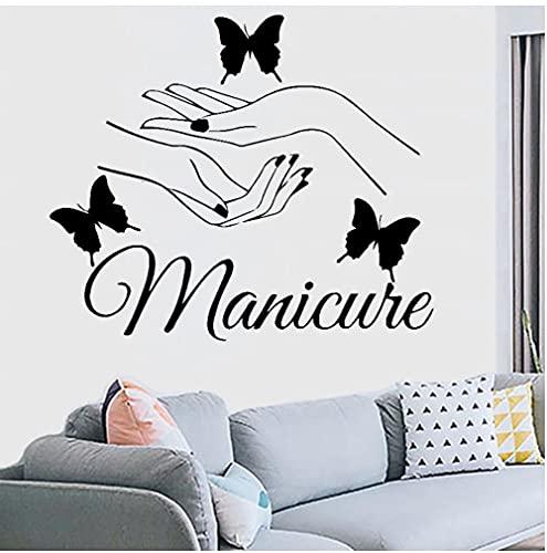 Etiqueta de la pared muebles de PVC vintage cocina pegatinas anti aceite impermeables para baño patrón de calcomanía amor gesto mapa 58 cm X 65 cm