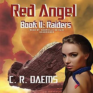 Raiders audiobook cover art