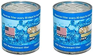 Sprite High Output Shower Filter Replacement Filter TWO PACK - HOC