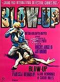 Herbé  Blow-UP Film Rsoe- Poster/Reproduction 40x60cm d'1 Affiche Vintage/RéTRO/Ancienne