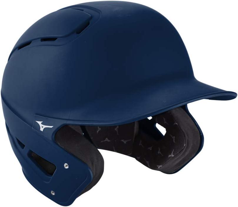 Mizuno B6 Fitted Adult Baseball Batting Helmet