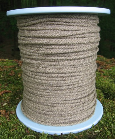 Gepotex corde tressé diamètre 3 mm sur bobine de 100 m en 100%
