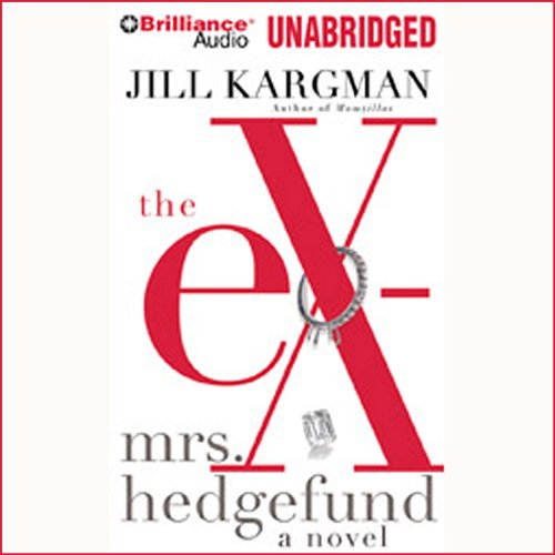 The Ex-Mrs. Hedgefund  audiobook cover art