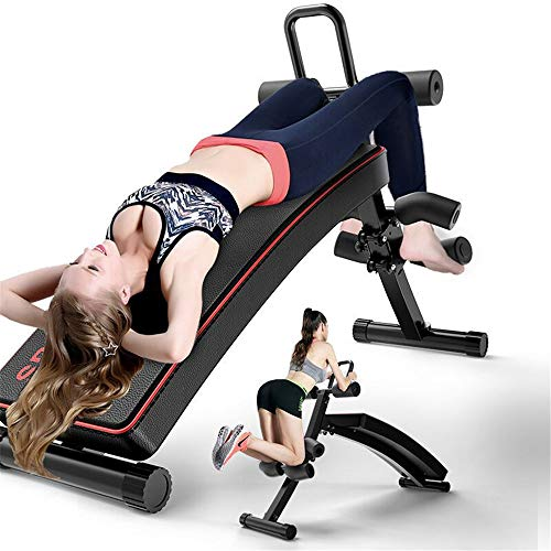 Fantastic Prices! Home Fitness Equipment Multi-Function Sit-up Abdominal Muscle Board Foldable Sitti...