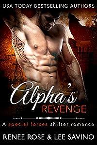 Alpha's Revenge (Shifter Ops series Book 3)