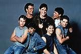 The Outsiders Tom Cruise C. Thomas Howell Matt Dillon Ralph