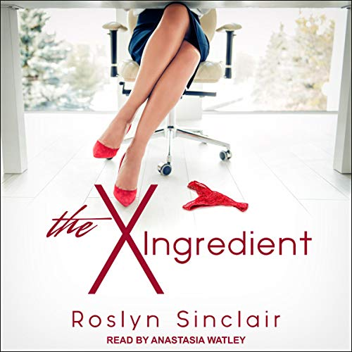 The X Ingredient  By  cover art