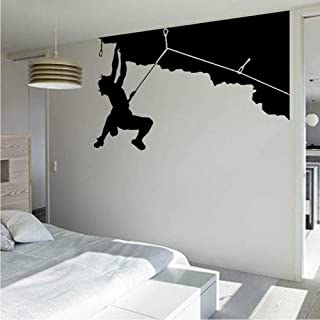 """Escalade Mur Decal-Grande chambre MURALE Grand 277 60/""""x15/"""""""