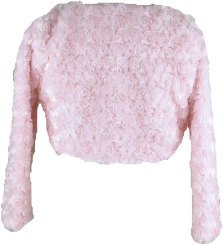 4785 Baby Bolero Jacket Cardigan Size 74 9-12 Months Cream