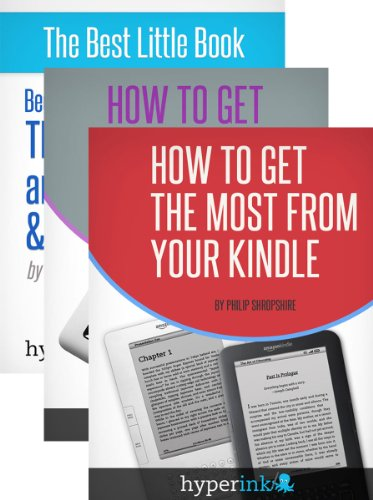 The Ultimate Mobile Device Guide Bundle (Kindle, Nook, and iPad Tips and Tricks) (English Edition)