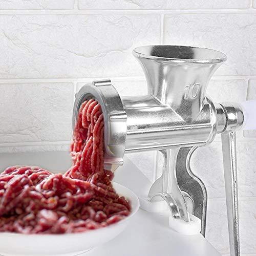 Tritacarne, Manuale Domestico Tritacarne Manovella Carne Verdura Tritacarne Utensile da cucina