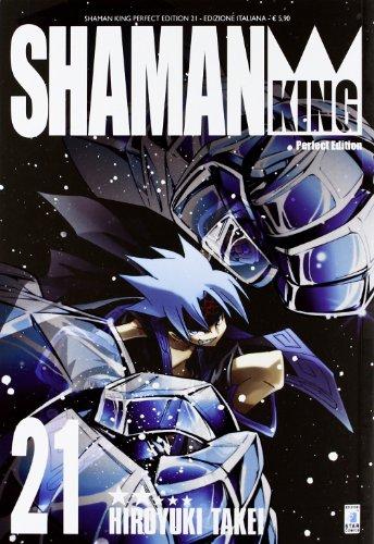 Shaman King. Perfect edition (Vol. 21)