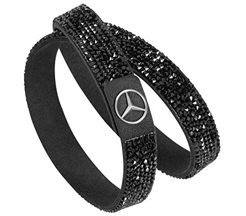 Mercedes-Benz Damen Armband Black Edition
