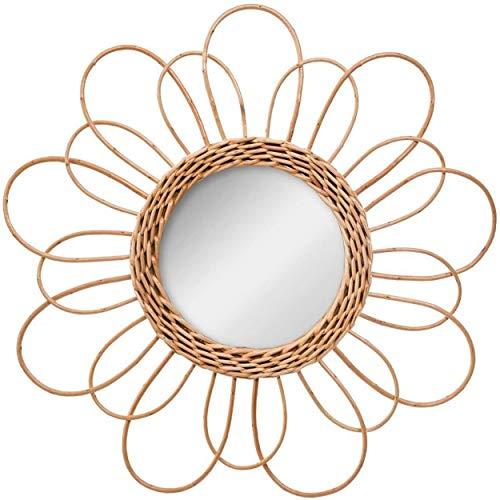 Espejos Pared Decorativos Ratan espejos pared  Marca Hogar y Mas