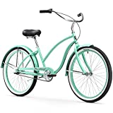 Firmstrong Chief Lady Three Speed Beach Cruiser Bicycle