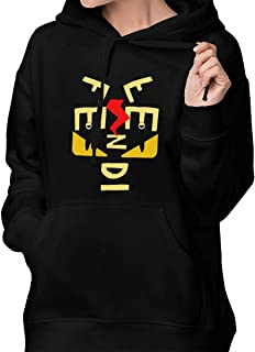 DGGE Fendi New Womens Hoodies Sweatshirts Clothing and Sports