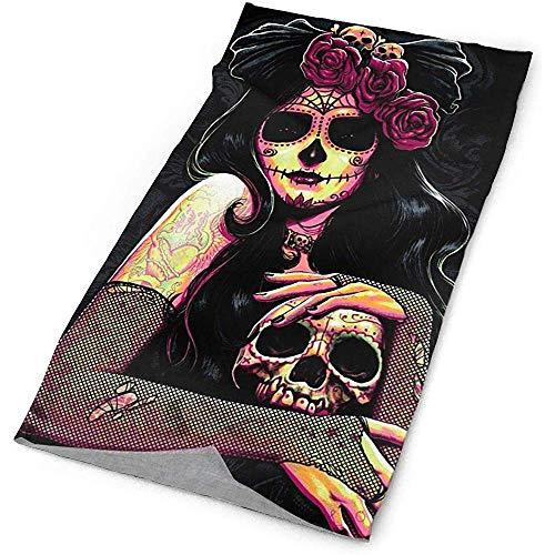 Unisex Beanie Sexy Skeleton Skull Multifunktionale Bandanas Sweatband Elastic Turban Headwear KopftuchUnisex Beanie Sexy Skeleton Skull Multifunctional Bandanas Sweatband Elastic Turban Headwear Heads