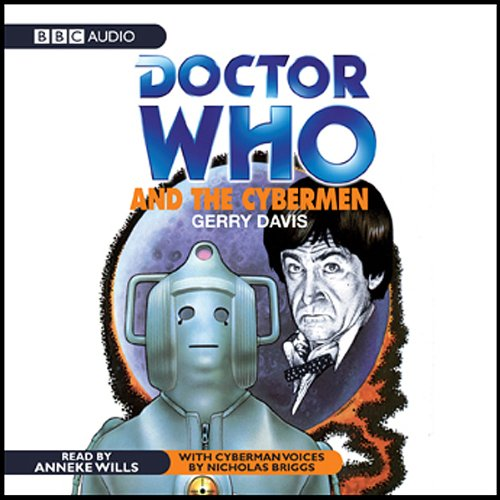 Doctor Who and the Cybermen cover art