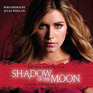 Shadow of the Moon audiobook cover art