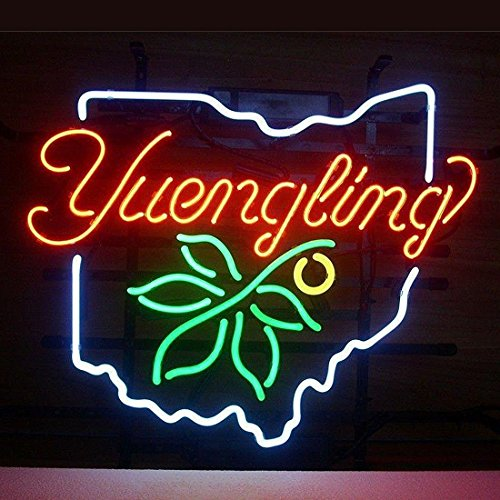 neon beer signs yuengling - 6