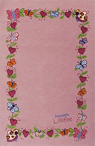 Prinzessin Lillifee Kinderteppich, Rosa