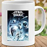 N\A Star The Empire Strikes Back Wars Movie Space Poster