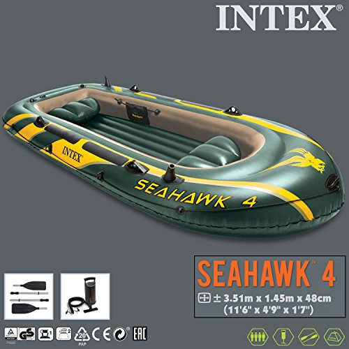 INTEX Boot Seahawk 4