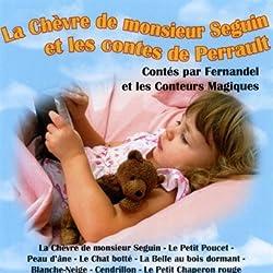 La Chèvre De Monsieur Seguin Et Les Contes De Perrault